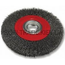 BT-6200 Щетка дисковая d 200*32 мм (рифленая проволока) (20/1)