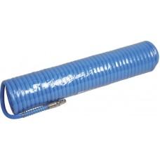 81-333 Шланг спиральный полиурет. 5*8 мм 15м