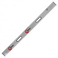 Правило-уровень 250см,  2 капсулы, вертикальный и горизонтальный с ручками MT-2125