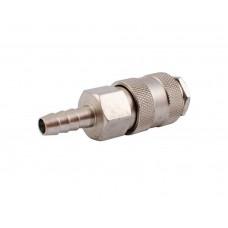 81-239 Быстроразъемное соедин.с клапаном под шланг 10 мм