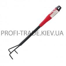 FT-0016 Культиватор огородный 370*70мм с пластиковой ручкой (36/1)