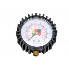 81-521 Манометр для пневмопистолета для накачивания колёс 60мм