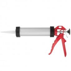 HT-0025 Пистолет для выдавливания силикона (объем тубы =420ml)