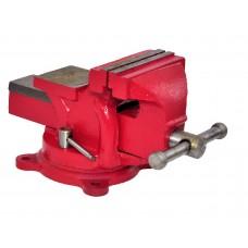 HT-0052 Тиски слесарные поворотные 125 мм (2/1шт)