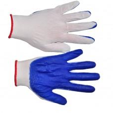 Перчатки 'СТРЕЙЧ' синие (12/960шт) ПТ-0465