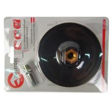 ST-6001 Диск универсальный для наждачной бумаги 125мм, M14, h=10мм