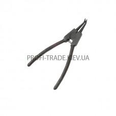 HT-7008 Щипцы для снятия и установки стопорных колец 150мм изог. на расжим  (6шт)