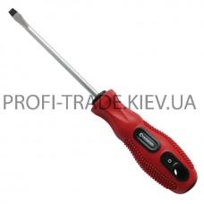 VT-3120 Отвертка шлицевая SL8*200мм