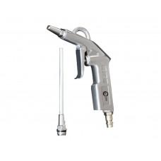 PT-0804 Пистолет продувочный короткий с дополн.наконечником 120мм