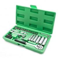 ET-6036 Профессиональный набор инструментов 1/4' 36ед (гол. 4-13мм)
