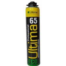ULTIMA ECO Полиуретановая монтажная пена, ПРОФ., - 10, всесезонная, 842ml. 12шт ПТ-2143