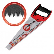 HT-3108 Ножовка по дереву 450мм с тефлоновым покрыт. кален. зуб