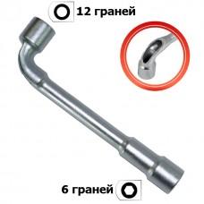 HT-1610 Ключ торцевой с отверстием L-образный 10мм