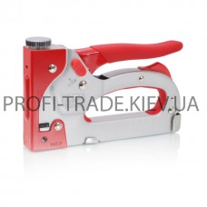 RT-0201 Степлер механический обрезиненная рукоядка 11,3*0,70*4-14мм