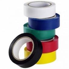 Изолента 10м (10шт) цветное ассорти ПТ-3125