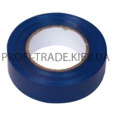 Изолента 50м (10 шт) синяя ПТ-3130