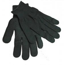 Перчатки нейлоновые с точкой (серые) (12/600шт) ПТ-3295