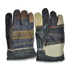 Перчатки кожа-цветная (12/120шт) ПТ-3445