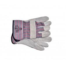 SP-0150W Перчатка замшевая комбинированная из цельного материала на ладони 10.5' (120/12 пар)