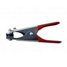 Клемма массы 300 А с обрезин. красными ручками малая ПТ-3887