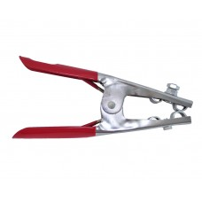Клемма массы 300 А с обрезин. красными ручками большая ПТ-4047