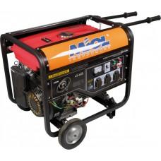 83-800 Бензогенератор 4-тактный 7,0/7,5кВт, 220В, потреб. 0,41л/кВтч, бак 25л,с эл.пуском