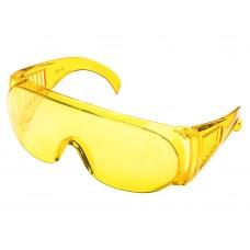 Очки защитные 'Озон' желтые ПТ-4537