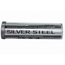Холодная сварка 'SILVER STEEL'   ПТ-5687