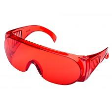 Очки защитные 'Озон' красные ПТ-4743