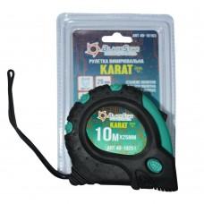 40-10251 Рулетка 'Black Star' 10м КАРАТ