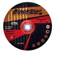 Диск 230*6.0*22.2 мм зачистной по металлу BLACK STAR Т27 (10шт) 10-23060