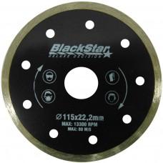 115*22,2 мм Плитка BLACK STAR Диск алмазный 30-11501