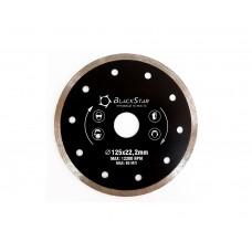 125*22,2 мм Плитка BLACK STAR Диск алмазный 30-12501