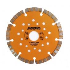 150*22,2 мм Турбо-Сегмент BLACK STAR Диск алмазный 30-15003