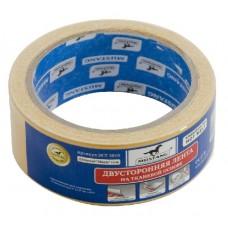 Двустор. лента на ткан. основе 250мкм*38мм10м (48/6) DCT 3810