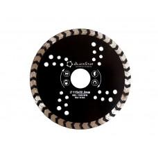 115*22,2 мм Турбо BLACK STAR Диск алмазный 30-11504