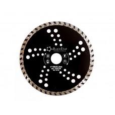 150*22,2 мм Турбо BLACK STAR Диск алмазный 30-15004
