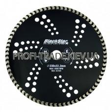 230*22,2 мм Турбо BLACK STAR Диск алмазный 30-23004