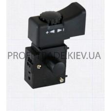 К-57 Кнопка Болгарка DWT 125 (с регулятором оборотов)