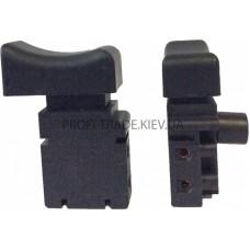 К-91 Кнопка Пила толстая клавиша МШУ 125Н (с фиксатором)