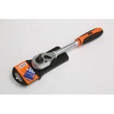58-225 Ключ трещоточный универсальный 3 в 1 (72 зубца)