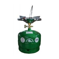 Газовый баллон 'Пикник-ITALY' 5л ПТ-8365