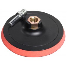 Насадка-платформа для самозацепных кругов BlackStar 125мм, M14, переходник 10мм,  h=20мм  22-00125