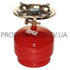 Газовый баллон 'Пикник-ITALY' 8л  ПТ-8826