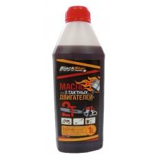Масло BlackStar для 2-тактных двигателей 1л (красное) 01-00001