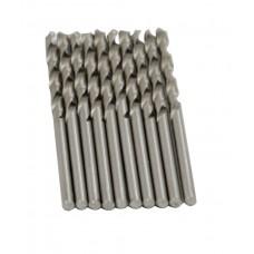Сверло по металлу HSS, DIN338, 2,5мм  BLACK STAR (100/10шт) 51-00025