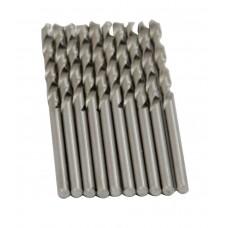 Сверло по металлу HSS, DIN338, 2,8мм BLACK STAR (100/10шт) 51-00028