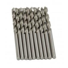 Сверло по металлу HSS, DIN338, 3,0мм BLACK STAR (100/10шт) 51-00030