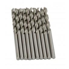 Сверло по металлу HSS, DIN338, 3,2мм BLACK STAR (100/10шт) 51-00032