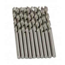 Сверло по металлу HSS, DIN338, 4,0мм  BLACK STAR (100/10шт) 51-00040